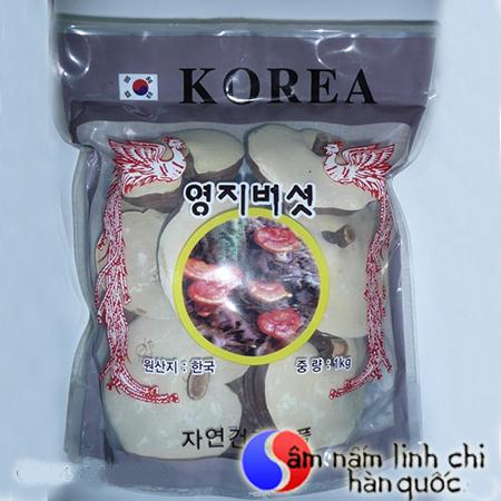 Nấm Linh Chi núi đá Hàn Quốc thượng hạng