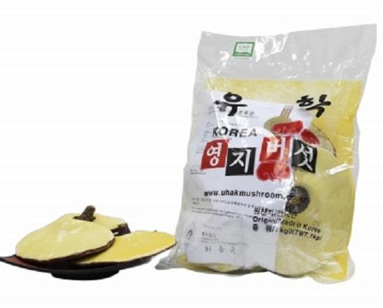 nấm linh chi uhak cao cấp túi 1 kg
