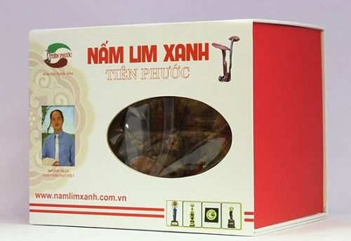 Nấm linh chi xanh tiên phước hồng chi loại 0,5 kg