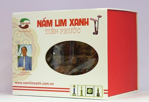 Nấm linh chi xanh Tiên Phước hồng chi loại 0,5kg cao cấp