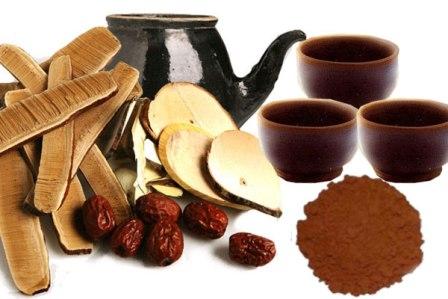 Các cách chế biến nấm linh chi Hàn quốc  hiệụ quả.