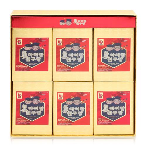 Nước hồng cho trẻ em Korean Red Ginseng Kid and Friend 30 gói