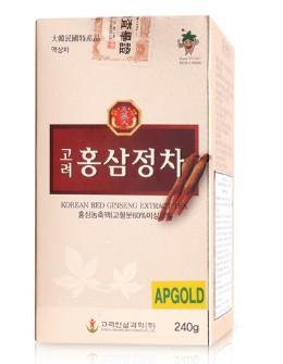 Hộp Trà cao hồng sâm Korean Red Ginseng Extract Tea