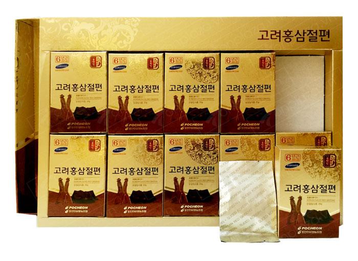 Hồng sâm lát tẩm mật ong Pocheon 200g