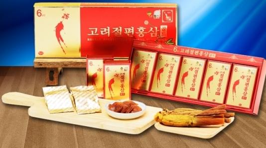 Tác dụng của hồng sâm thái lát tẩm mật ong Hàn Quốc