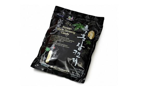 Kẹo hắc sâm Hàn Quốc túi 250g