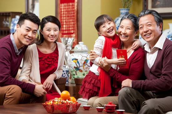 Kẹo hồng sâm hàn quốc giúp gia đình xum vầy
