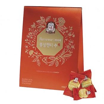 Kẹo sâm Hàn Quốc KGC túi 500g cao cấp giúp bồi bổ cơ thể