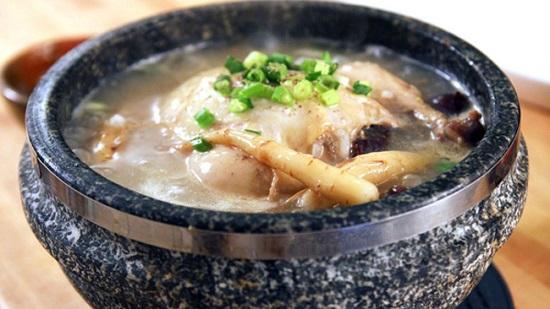 Nhân sâm tươi Hàn Quốc loại 10 củ
