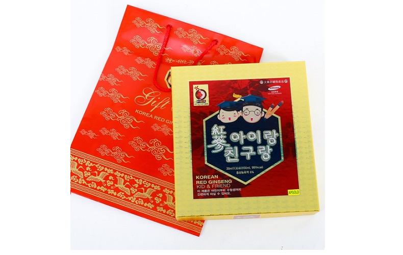 Nước hồng sâm Baby Hàn Quốc Bio Apgold