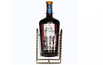 Nước hồng sâm Hàn Quốc Teawoong chai 3 lít nâng cao thể lực