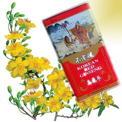 Hồng sâm củ khô 150gr Daedong