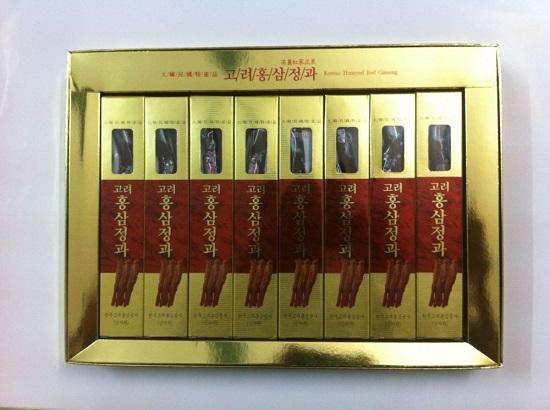 Hồng sâm củ tẩm mật ong 450g Hàn Quốc-sản phẩm vì người tiêu dùng