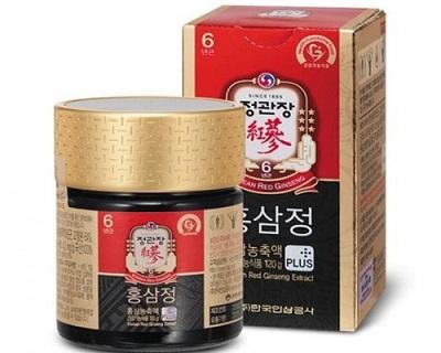Cao hồng sâm Hàn Quốc KGC lọ 120g Cheong Kwan Jang cao cấp
