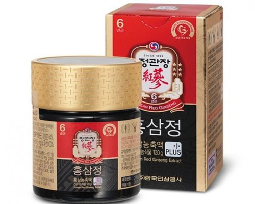 Cao hồng sâm Hàn Quốc KGC lọ 120g