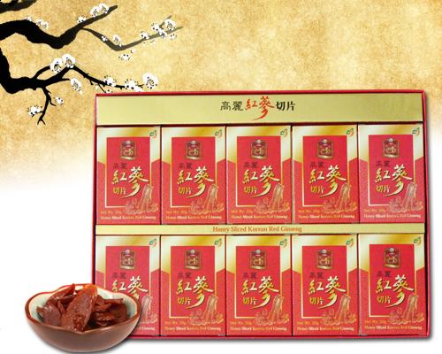 Sâm Tẩm Mật Ong Hàn Quốc Sambok Food