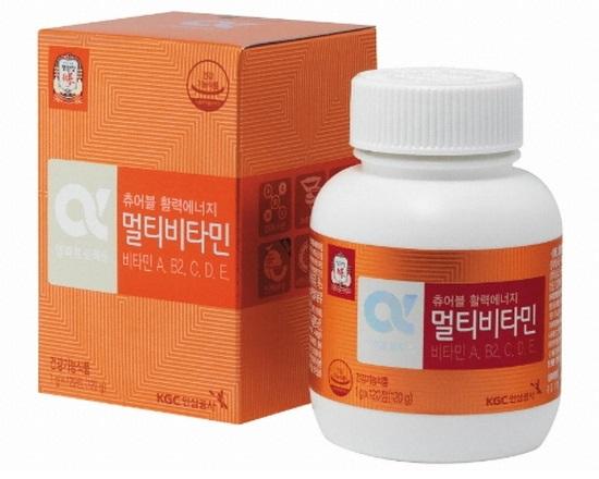 Viên cao hồng sâm Hàn Quốc KGC