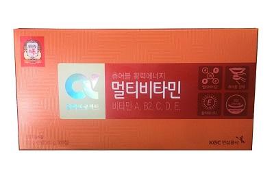Viên cao hồng sâm KGC Hàn Quốc với vitamin e hộp 360 viên
