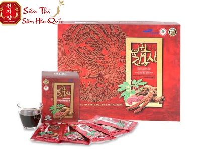 nước hồng sâm linh chi taewong