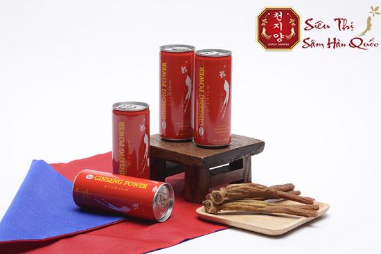 nước hồng sâm KGS Ginseng Power premium Gold