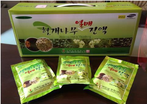 cách sử dụng hovenia dulcis thunberg hàn quốc hiệu quả