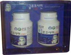 Viên bổ khớp glucosamine hàn quốc 250g/hộp của Hàn Quốc