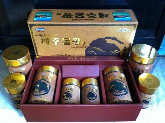 Viên cao ngựa bạch Hàn Quốc