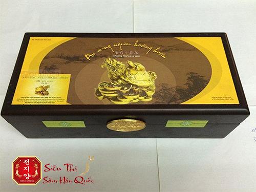 Review an cung ngưu hiệu Rùa Ràng