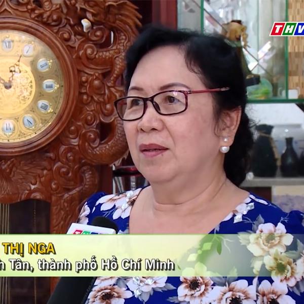 Chia sẻ của Bà Đặng Thị Nga khi sử dụng tinh dầu thông đỏ