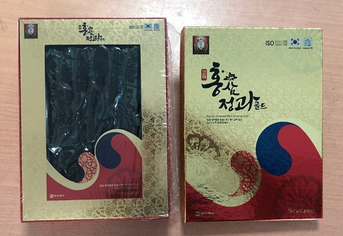 sâm củ tẩm mật ong dongjin - bí quyết cho cơ thể khỏe mạnh