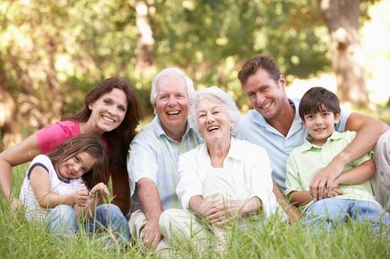 sử dụng nấm linh chi cho người thân
