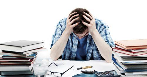 Bạn phải làm việc ở cường độ khiến bạn mệt mỏi, căng thẳng