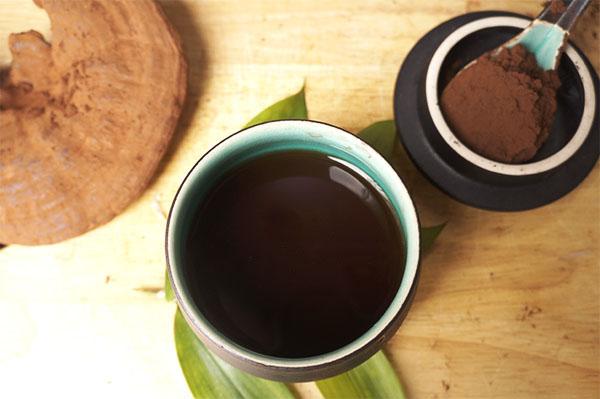 Uống trà linh chi có tác dụng gi?
