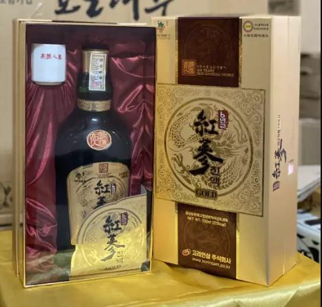 korinsam six years red ginseng drink gold chăm sóc sức khỏe toàn diện