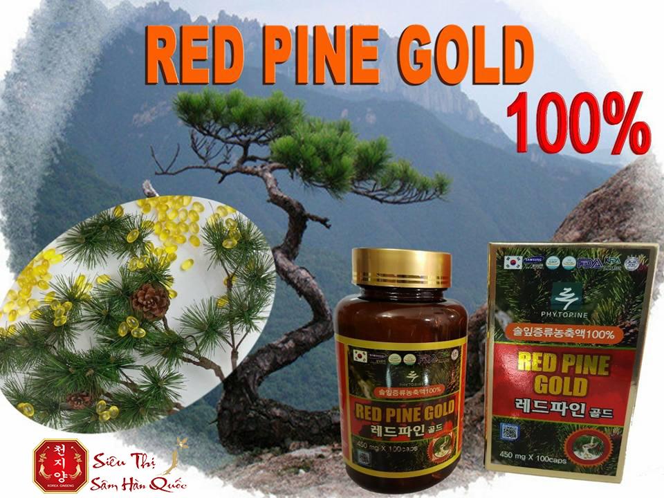 Nên mua tinh dầu thông đỏ Red Pine Gold ở đâu là tốt nhất?