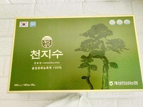 tinh dầu thông đỏ Cheongsongwon thích hợp với nhiều đối tượng người dùng