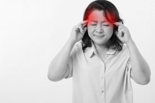 viên tinh chất dâu thông giúp giảm đau đầu