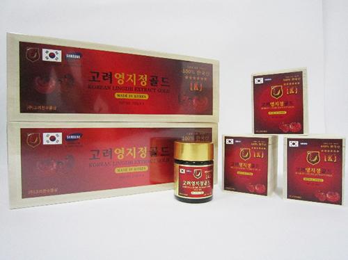 cao linh chi đỏ hàn quốc-sản phẩm vì sức khỏe cho mọi nhà