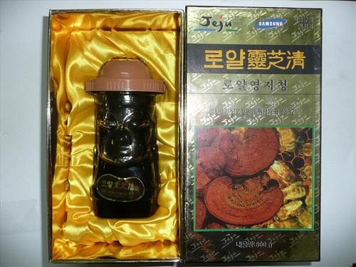 TPCN_Cao linh chi mật ong Jeju hàn quốc