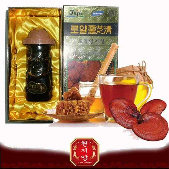 tác dụng của nấm linh chi và mật ong có trong cao linh chi mật ong jeju