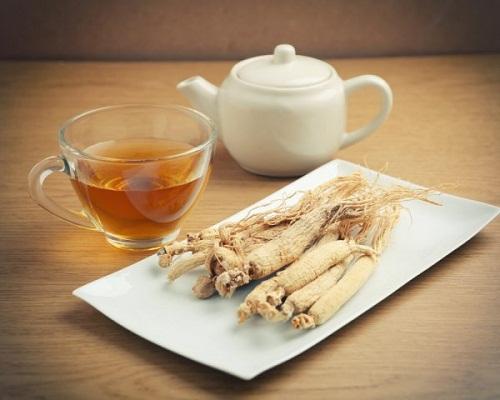 trà sâm hàn quốc tốt cho sức khỏe