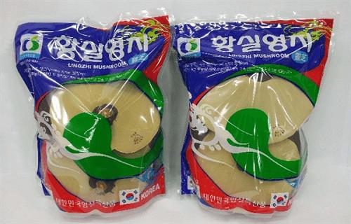 nấm linh chi hàn quốc vỏ xanh túi 1kg